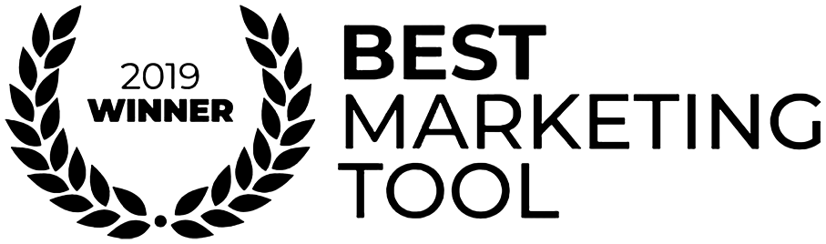 Best Marketing Tool 2019 Finalist - B2B Marketing Expo Awards